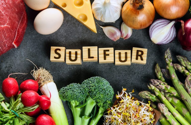 The Importance of Sulfur Human Nutrition